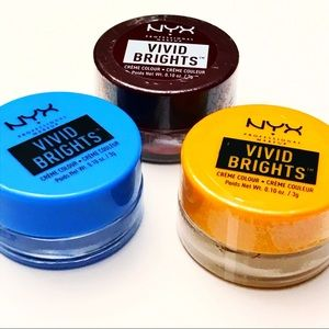 SEALED💥 NYX Creme Eyeshadow Pots Set